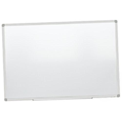 Доска магнитно-маркерная в алюминиевой рамке 060x090 см.
