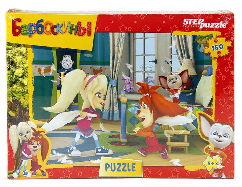 Пазлы Step puzzle 160 элементов Барбоскины