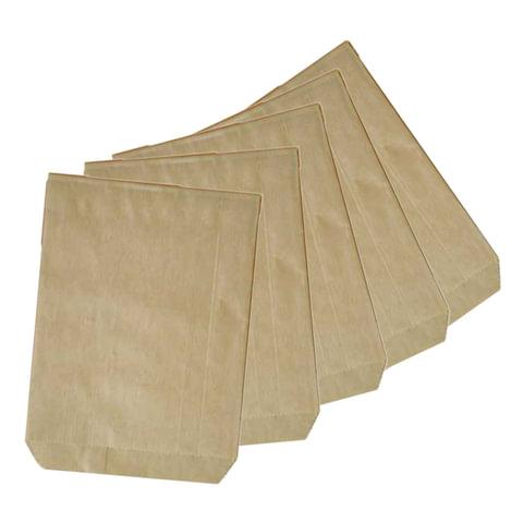Пакеты для монет бумажные 11х17,5 см (100шт)