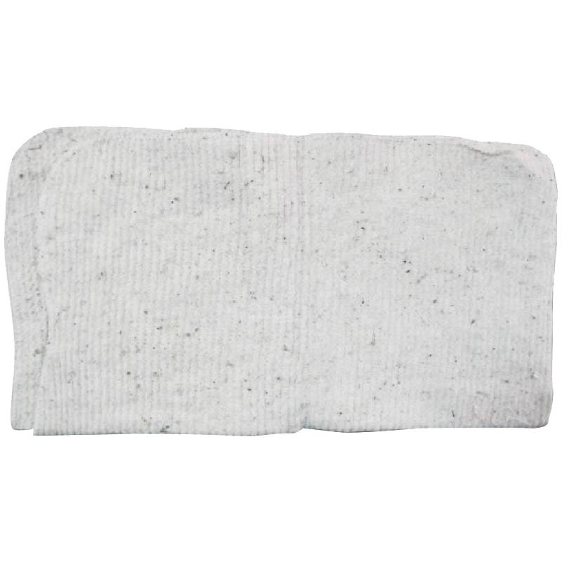 OfficeClean тряпка для мытья пола 80*100 см. хлопок, белая