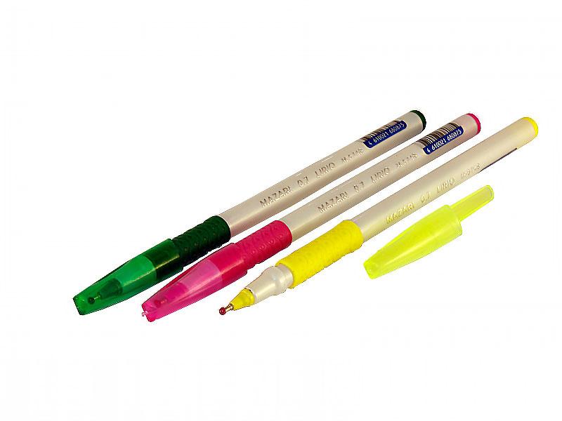 Ручка шариковая Mazari Lirio синяя (131)
