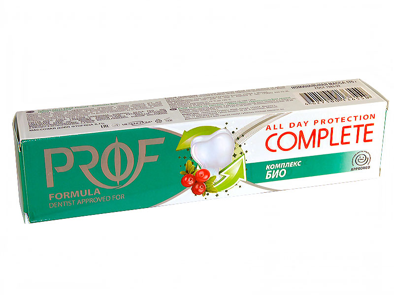 PROF formula зубн.паста Отбеливание 170 гр