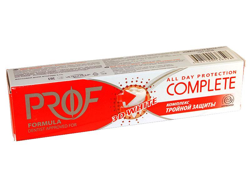 PROF formula зубн.паста БИО 170 гр