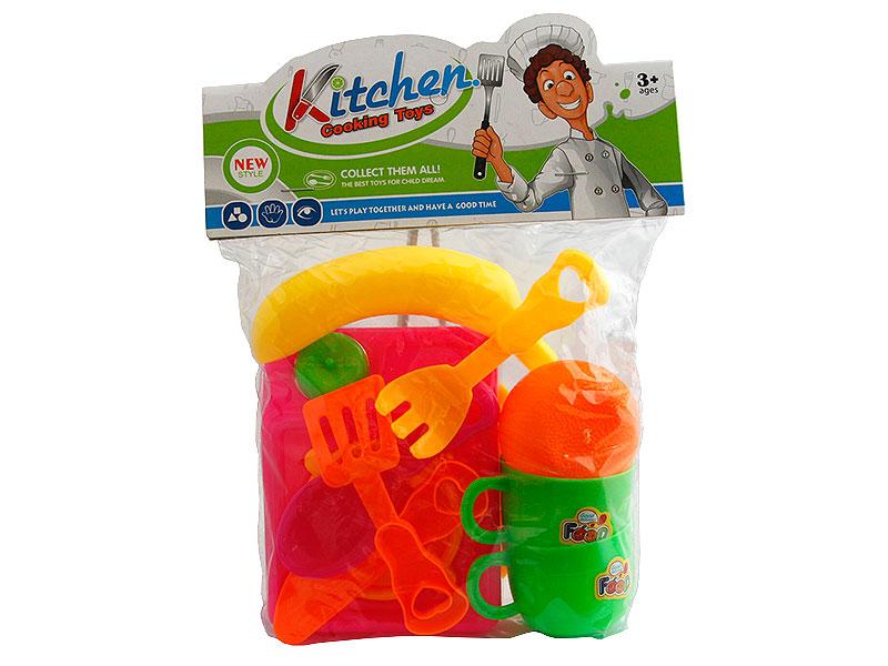 Детский набор Посуда в ассортименте