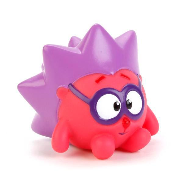 Игрушка для купания Смешарики - Ежик в сетке