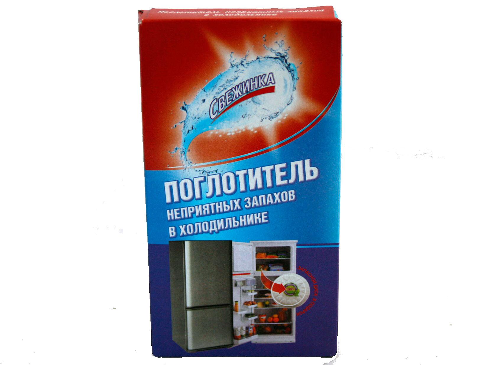 СВЕЖИНКА  д/кухни Поглотитель запаха для холодильника