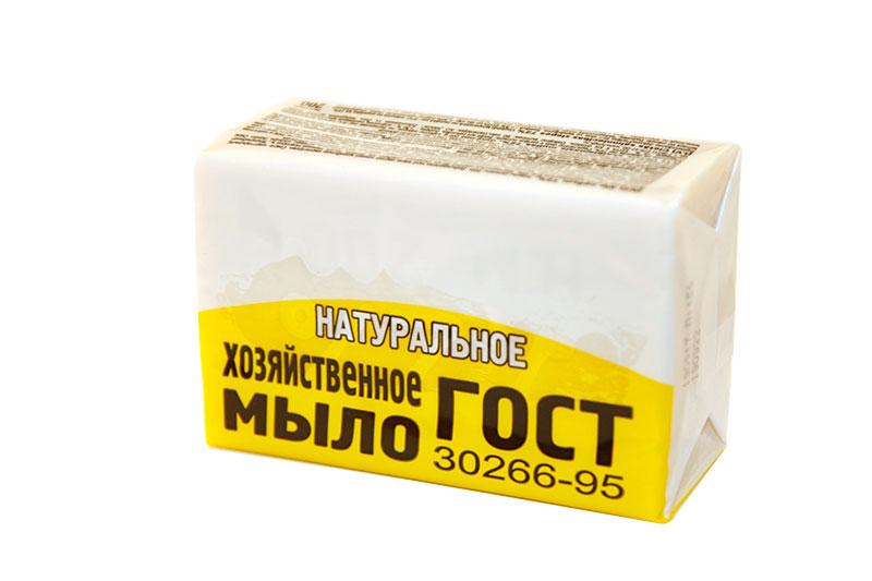 НМЖК Хоз. мыло в упаковке 72% 200г ГОСТ