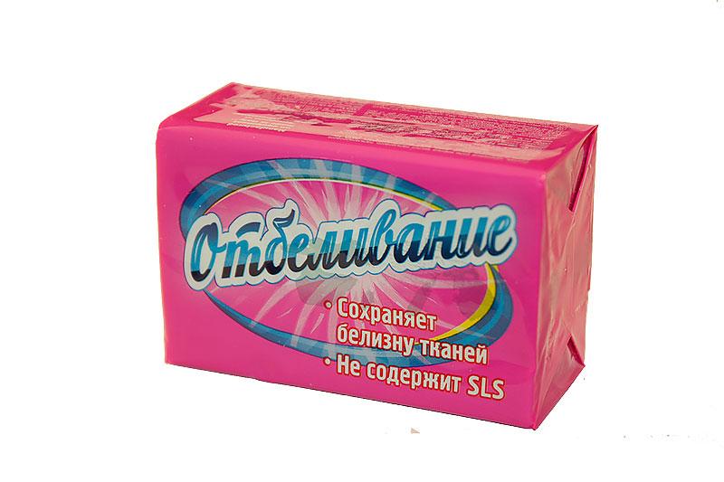 НМЖК Хоз. мыло в упаковке 72% 200г Отбеливающее